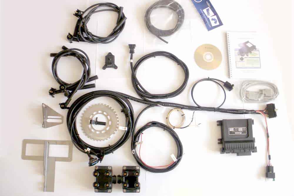 Fully Programmable Ignition Kit – Rover V8