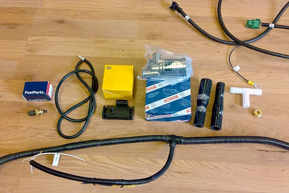 Engine Management Kit - GEMS Rover V8