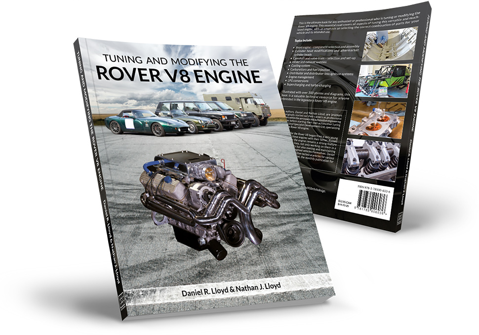 Tuning and Modifying the Rover V8